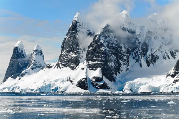 Самые красивые пустыни мира с фото и описанием - Антарктида