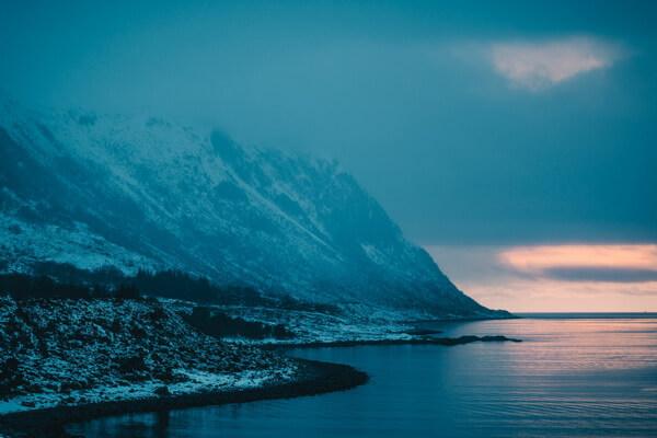 Скандинавские горы - самый протяжённый горный хребет в Европе (1700 км)