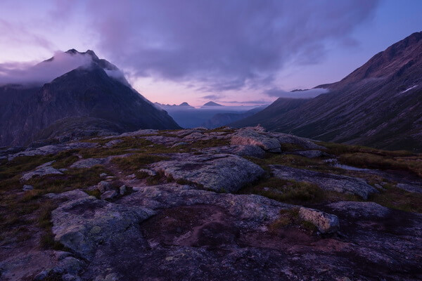 Самые протяжённые горные хребты Европы с фото и описанием - Скандинавские горы (1700 км)