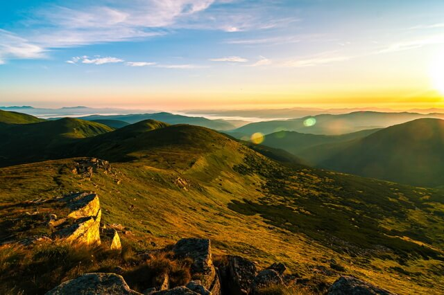 Самые протяжённые горные хребты Европы - фото, названия, описание