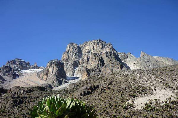 Самые высокие горы в Африке с фото и описанием - Пик Батиан