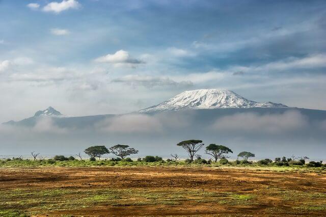 Самые высокие горы в Африке - фото, названия, описание