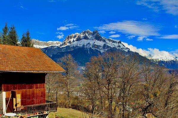 Самые высокие горы в Италии с фото и описанием - Монблан