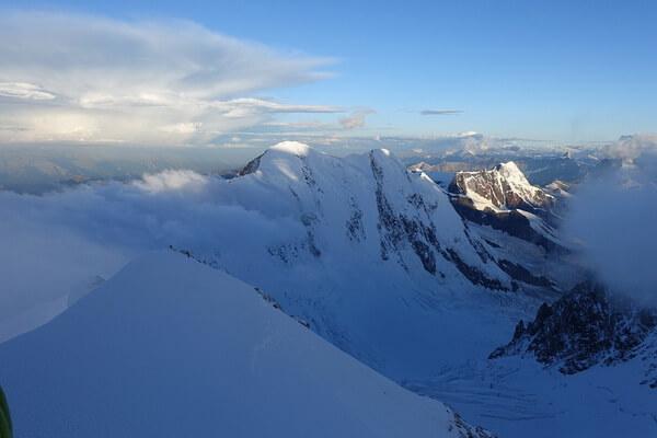 Самые высокие горы в Италии с фото и описанием - Лискамм