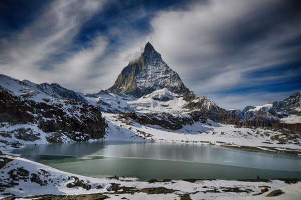Самые высокие горы в Италии с фото и описанием - Маттерхорн