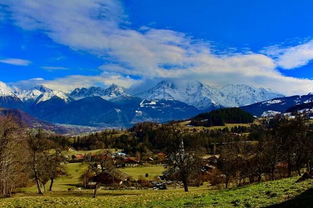Самые высокие горы в Италии - фото, названия, описание