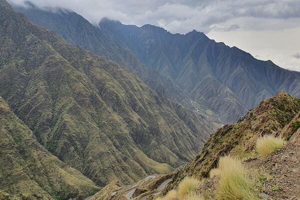 Гора Ферва - вторая самая высокая вершина Саудовской Аравии