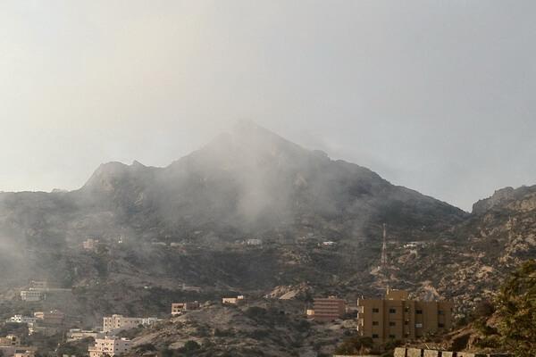 Горы Саудовской Аравии - список самых высоких вершин - Гора Аль-Маджаз