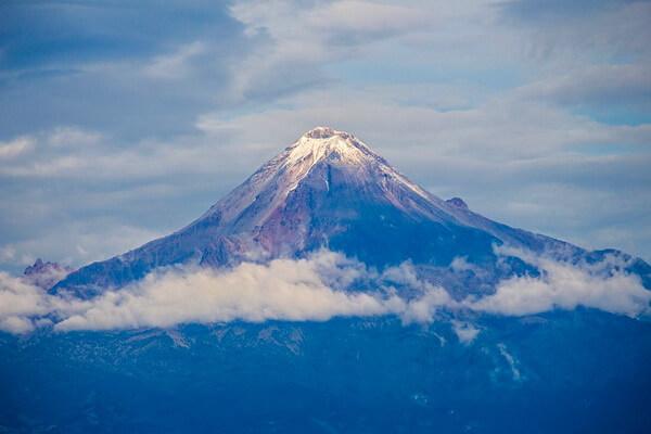 Самые высокие горы Северной Америки с фото и описанием - Орисаба или Ситлалтепетль