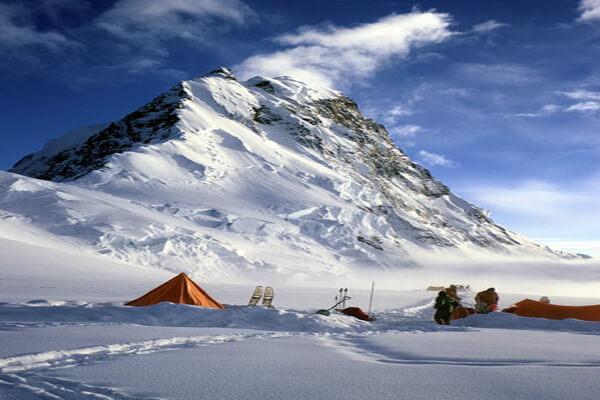 Самые высокие горы Северной Америки с фото и описанием - Кингс-Пик (Юкон)