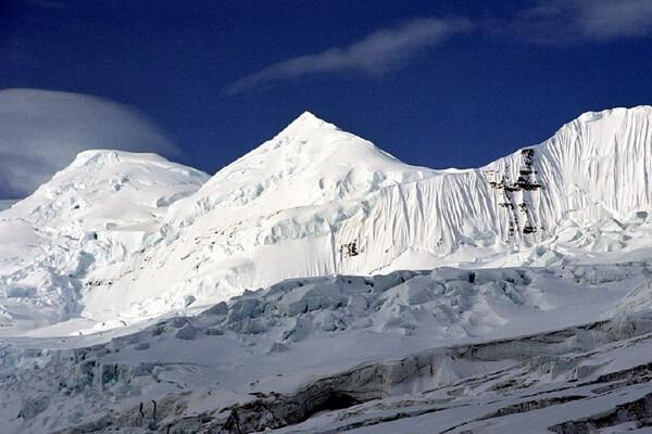 Самые высокие горы Северной Америки с фото и описанием - Гора Бона