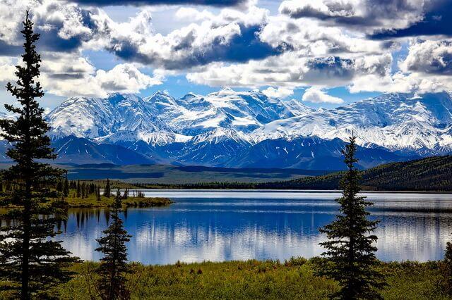 Самые высокие горы Северной Америки - фото, названия, описание