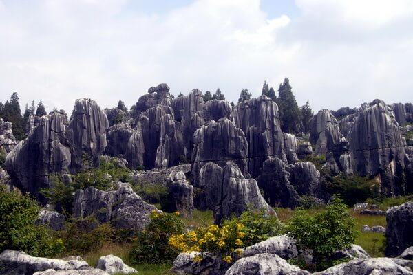 Каменный лес Шилинь - история и легенды