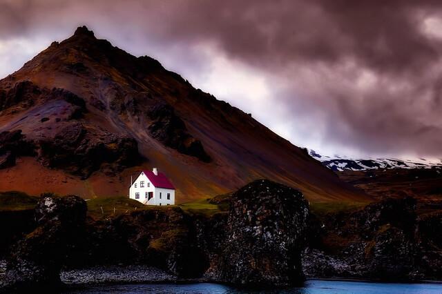 Популярные достопримечательности Исландии