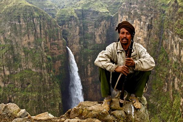 Национальный парк Сымен в Эфиопии