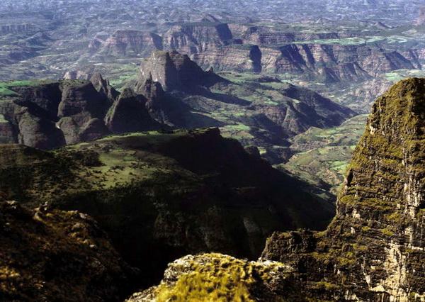 Национальный парк Сыменские горы в Эфиопии
