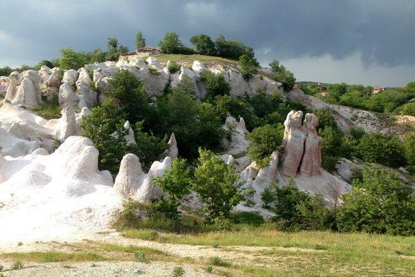 Скалы Болгарии с фото и описанием - Каменная свадьба