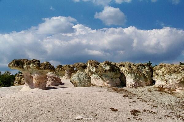 Скалы Болгарии с фото и описанием - Каменные грибы