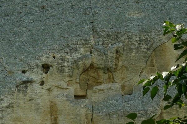 Скалы Болгарии с фото и описанием - Мадарский всадник