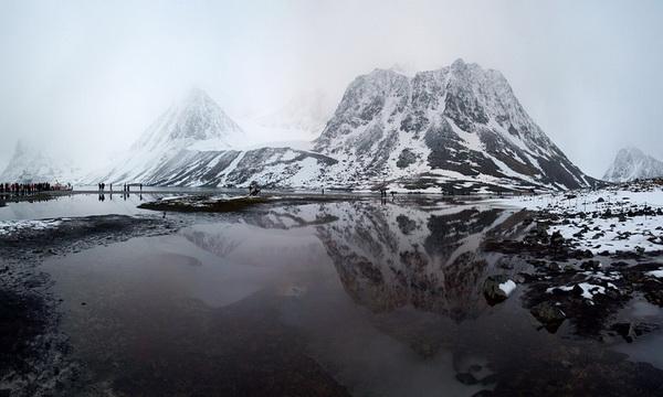 Арктические приключения - Путешествие на Шпицберген