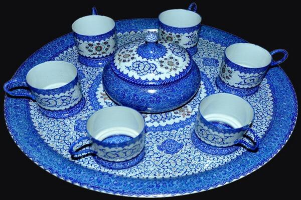 Сувениры из Ирана - Чайные наборы