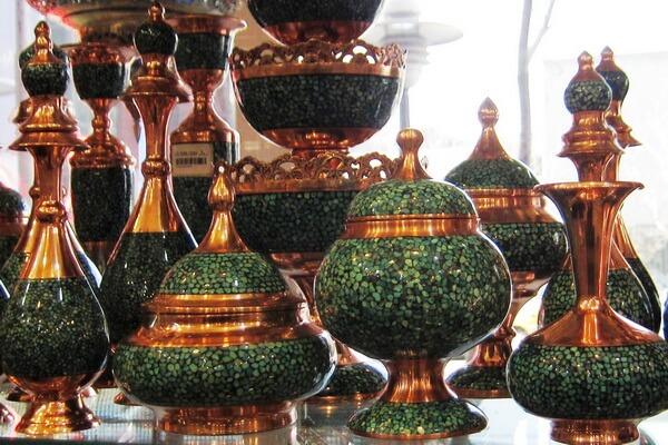 Сувениры из Ирана - Firoozeh koob