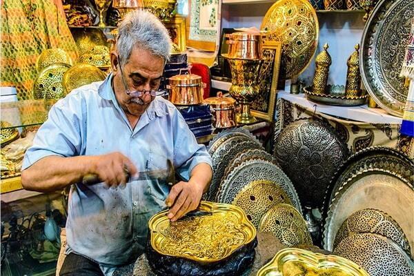 Сувениры из Ирана - Галамзани