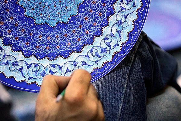 Сувениры из Ирана - Минакари
