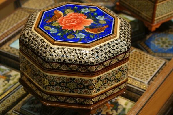 Сувениры из Ирана - Хатам