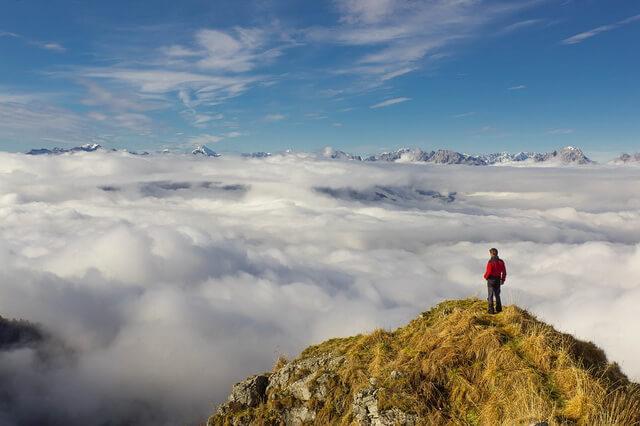 Самые высокие горы в Альпах - ТОП-3 наивысшие вершины