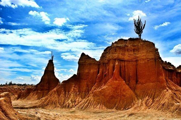 Пустыня Татакоа - красивые фото