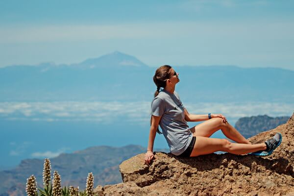 Самые красивые места Европы - Тейде на Тенерифе