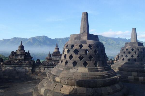 Храмы Индонезии - Боробудур