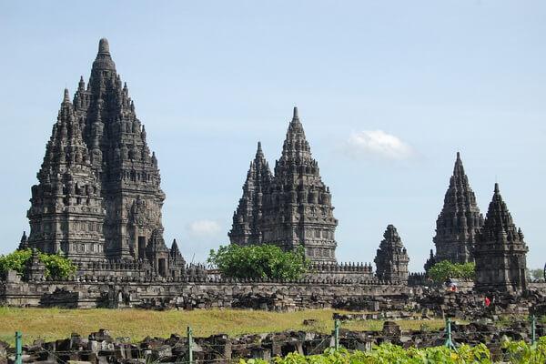 Храмы Индонезии - Прамбанан