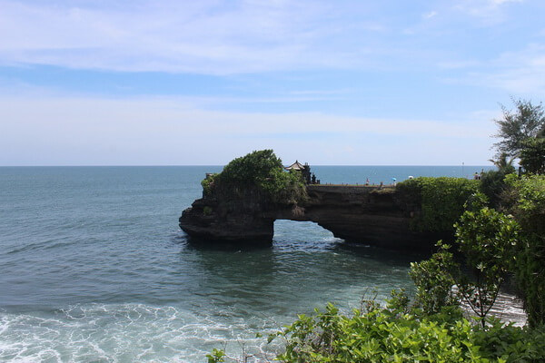 Храмы Индонезии - Пура Лухур Улувату