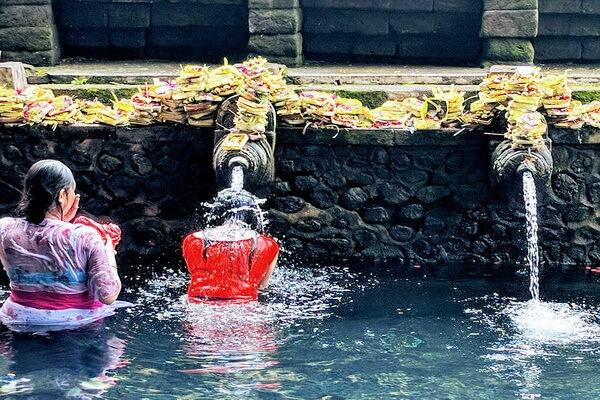 Храмы Индонезии - Пура Тирта Эмпул