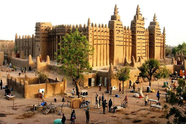 История Томбукту - древнего города Западной Африки