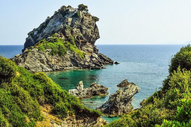 Самые популярные греческие острова