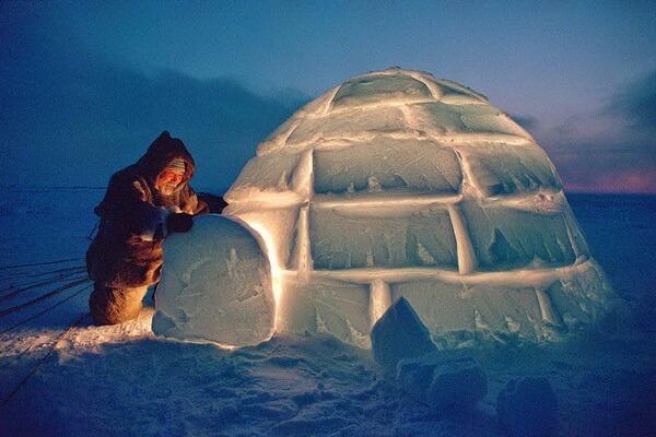 Быт, обычаи и традиции эскимосов