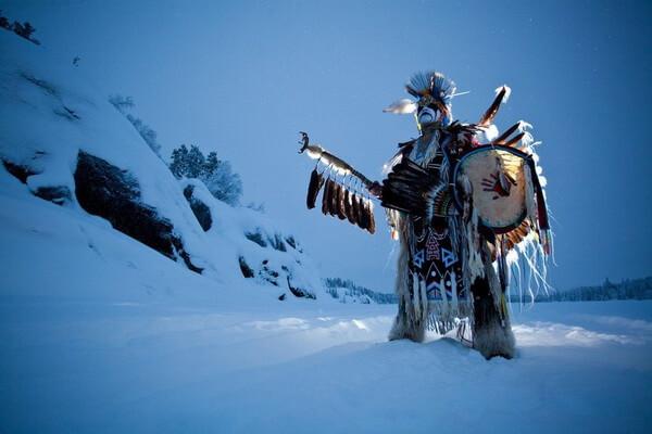 Верования, традиции и обычаи эскимосов
