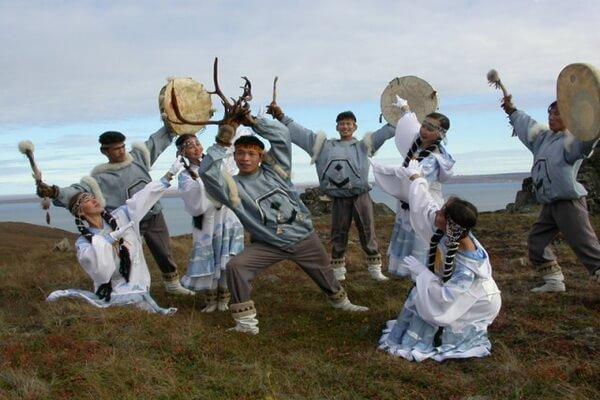 Традиции эскимосов
