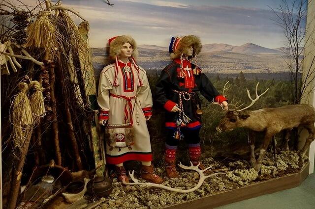 Быт, традиции и обычаи саамов