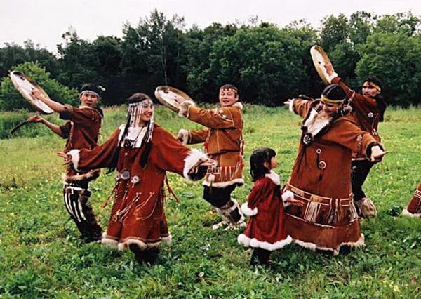 Обряды народов Крайнего Севера