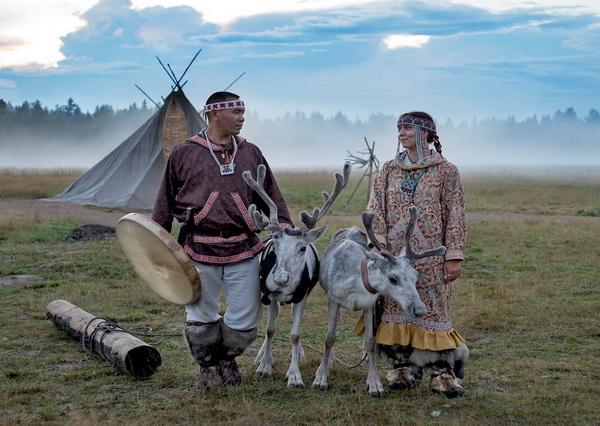 Обряды и традиции народов Крайнего Севера