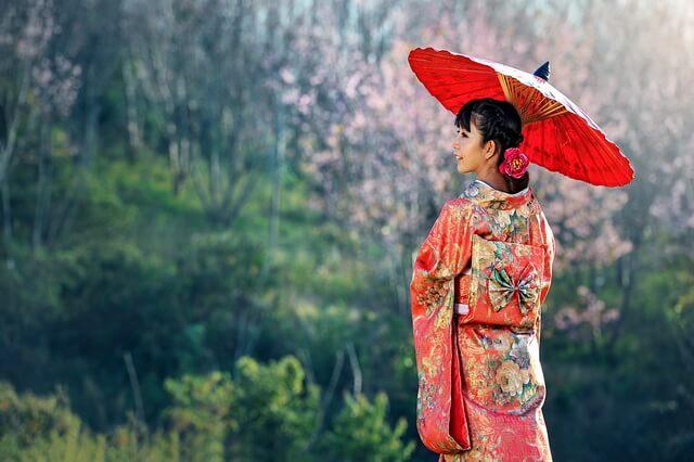 Традиционная японская одежда - фото, названия, описание