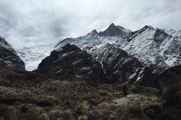 Легенды Непала - Гора Мачапучаре