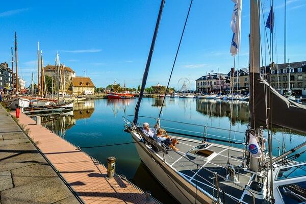 Яхта - идеальный дом на воде