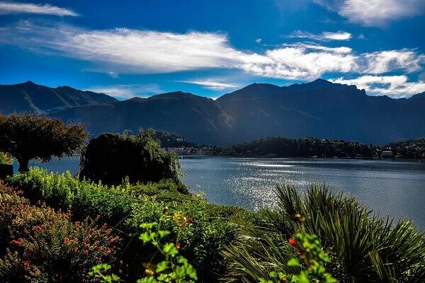 Отдых на озере Комо