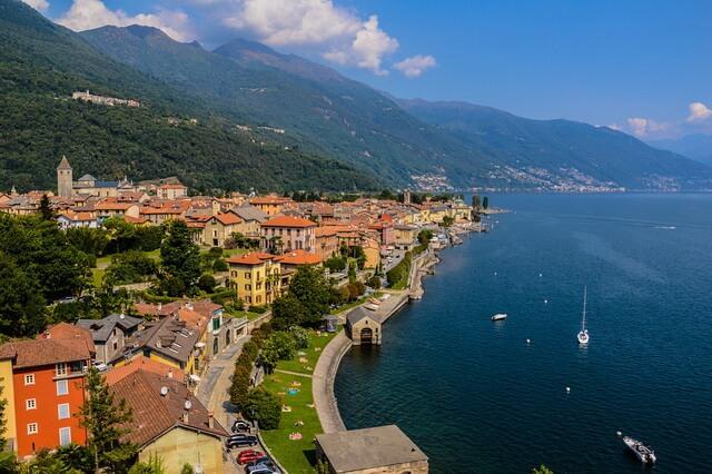 Путешествие по озёрам Италии