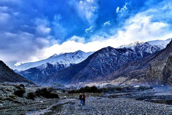 Треккинг в Гималаях Непала - Трек Джомсом-Мустанг